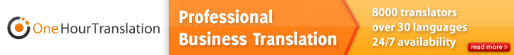 World's leading professional translation service